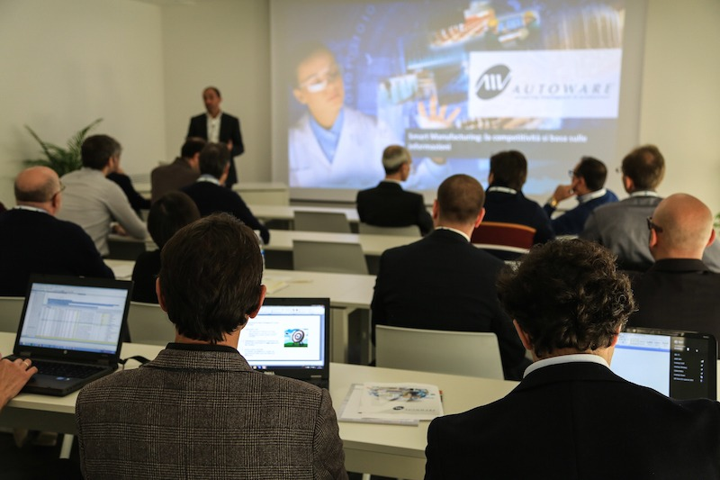 Autoware Manufacturing Made Smart - Conference 2015