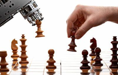 human versus machine
